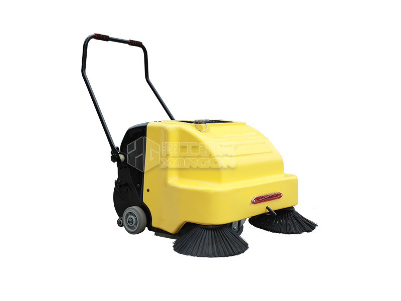 手推式电动扫地机